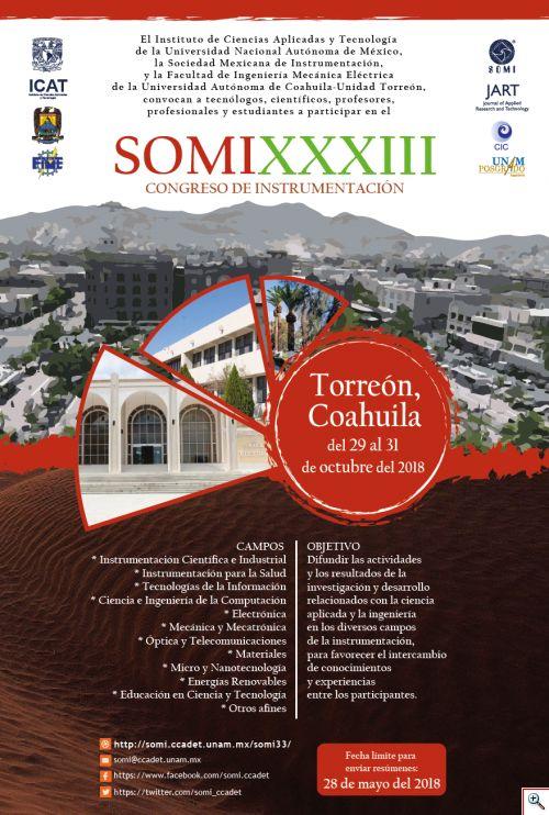 CARTEL SOMI-XXXIII WEB